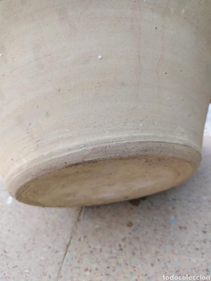 Antigüedades: Lebrillo envejecido 39 cm. X 15 cm. - Foto 3 - 171194354