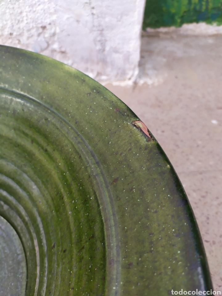 Antigüedades: Lebrillo envejecido 39 cm. X 15 cm. - Foto 5 - 171194354