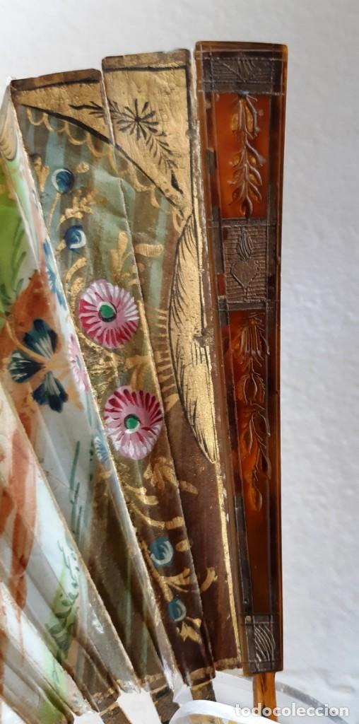 Antigüedades: Abanico fernandino - Foto 8 - 171207558
