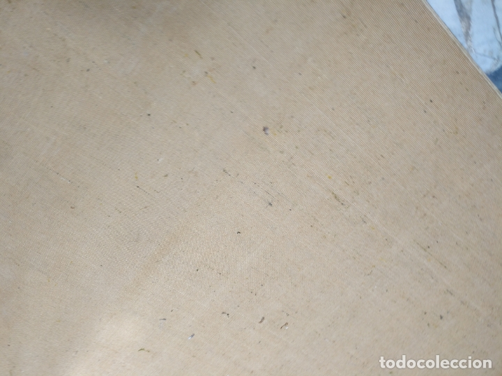 Antigüedades: GRAN alfombra verde oliva 292 x 198 CM IDEAL ALTAR DE CULTOS SEMANA SANTA VIRGEN ESPERAZA VERA-CRUZ - Foto 21 - 171239793