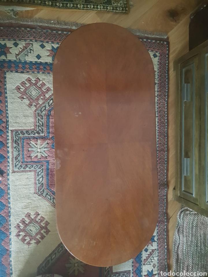 Antigüedades: Mesa inglesa baja - Foto 2 - 171259492