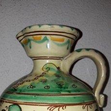 Antigüedades: JARRA CERAMICA PUENTE ARZOBISPO SANGUINO. Lote 171282442