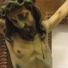 Antigüedades: CRISTO CRUCIFICADO. Lote 171296418