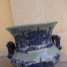 Antigüedades: ESPECTACULAR JARRON INGLES. Lote 171301134