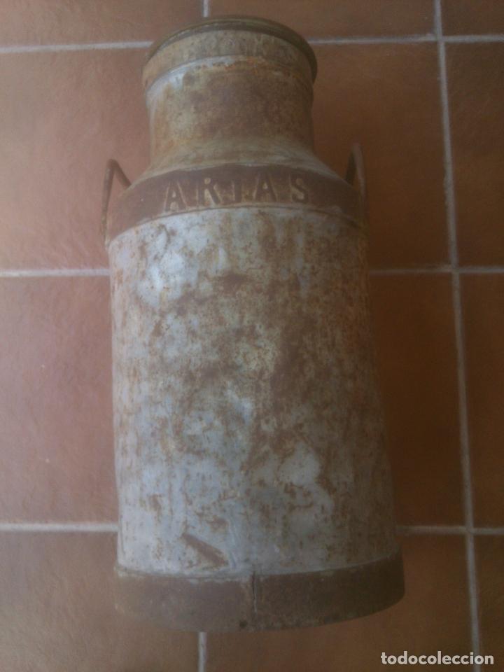 CANTARA LECHERA ARIAS (Antigüedades - Técnicas - Rústicas - Ganadería)