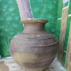 Antigüedades: TINAJA ANTIGUA 70 CM.. Lote 171354710