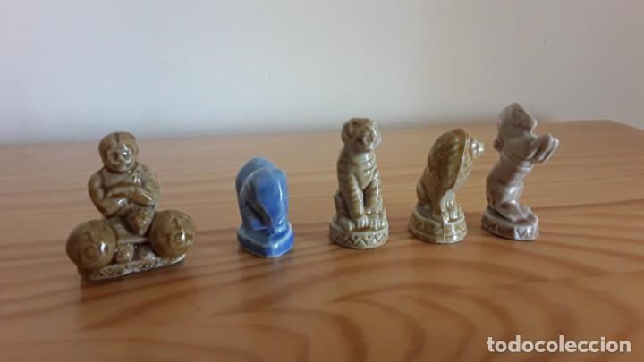 Antigüedades: Porcelana inglesa Wade. Whimsies - Foto 3 - 171356655
