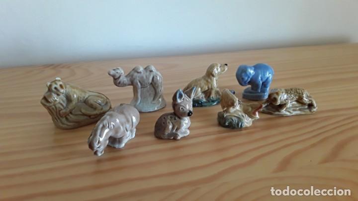 PORCELANA INGLESA WADE. WHIMSIES (Antigüedades - Porcelanas y Cerámicas - Inglesa, Bristol y Otros)