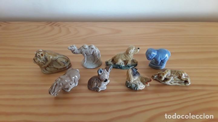 Antigüedades: Porcelana inglesa Wade. Whimsies - Foto 4 - 171357358