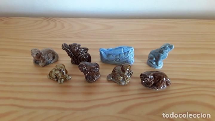 Antigüedades: Porcelana inglesa Wade. Whimsies - Foto 3 - 171357600
