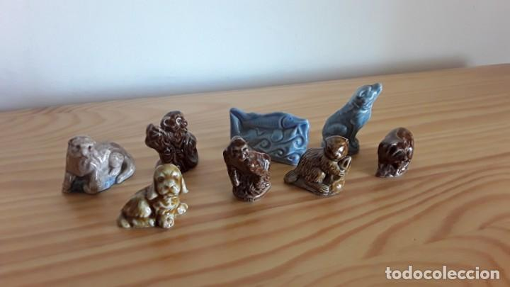 Antigüedades: Porcelana inglesa Wade. Whimsies - Foto 5 - 171357600