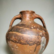 Antigüedades: ANTIGUO CANTARO HALLADO ZONA TUROLENSE..SIGLO XIX. Lote 171449365