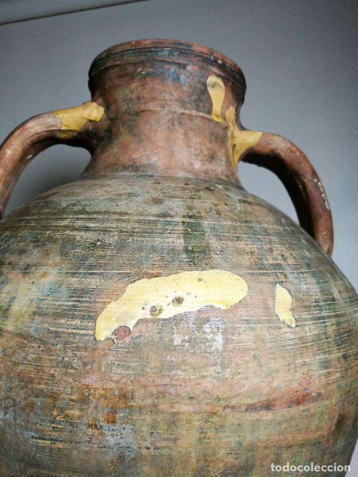 Antigüedades: ANTIGUO CANTARO HALLADO ZONA TUROLENSE..SIGLO XX - Foto 8 - 171449598
