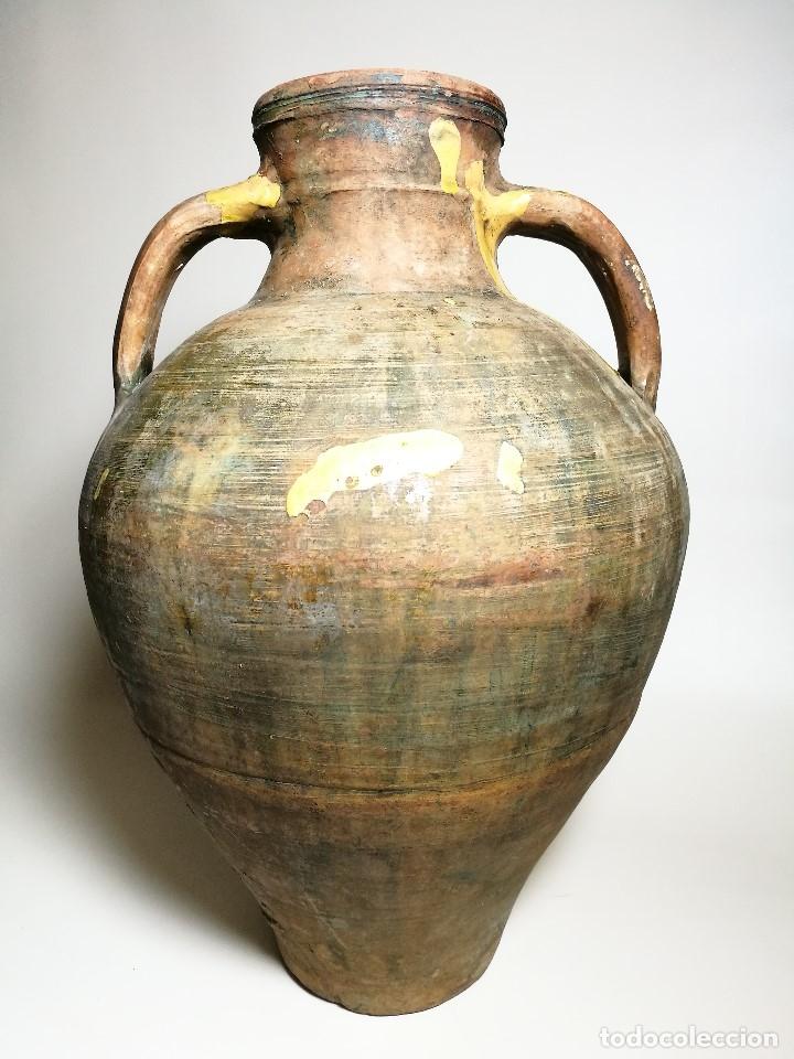 Antigüedades: ANTIGUO CANTARO HALLADO ZONA TUROLENSE..SIGLO XX - Foto 11 - 171449598