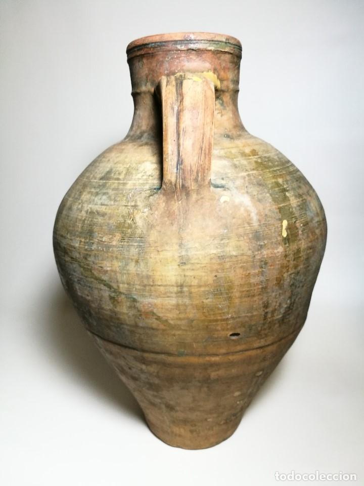 Antigüedades: ANTIGUO CANTARO HALLADO ZONA TUROLENSE..SIGLO XX - Foto 14 - 171449598