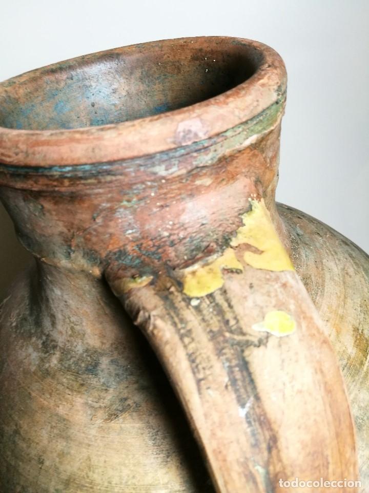 Antigüedades: ANTIGUO CANTARO HALLADO ZONA TUROLENSE..SIGLO XX - Foto 15 - 171449598