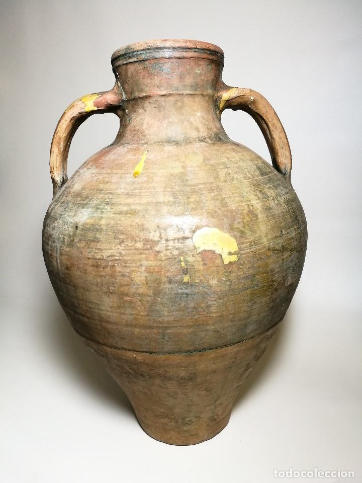 Antigüedades: ANTIGUO CANTARO HALLADO ZONA TUROLENSE..SIGLO XX - Foto 17 - 171449598