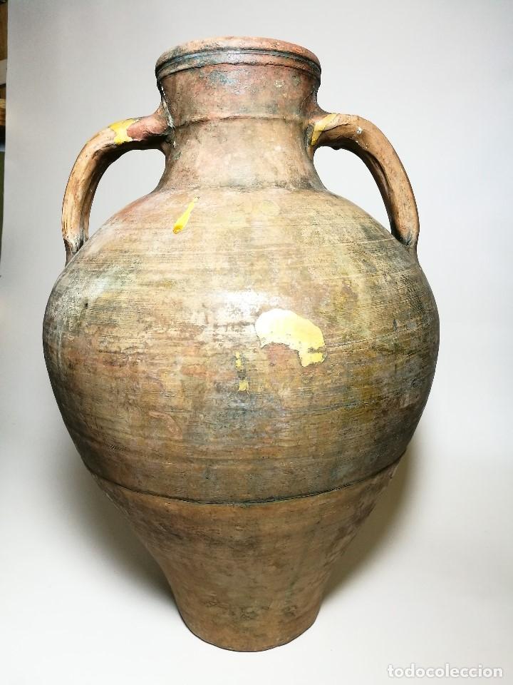 Antigüedades: ANTIGUO CANTARO HALLADO ZONA TUROLENSE..SIGLO XX - Foto 18 - 171449598
