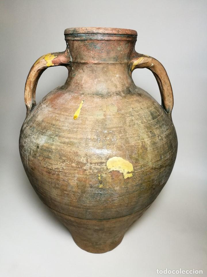 Antigüedades: ANTIGUO CANTARO HALLADO ZONA TUROLENSE..SIGLO XX - Foto 19 - 171449598