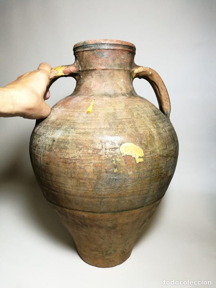 Antigüedades: ANTIGUO CANTARO HALLADO ZONA TUROLENSE..SIGLO XX - Foto 20 - 171449598