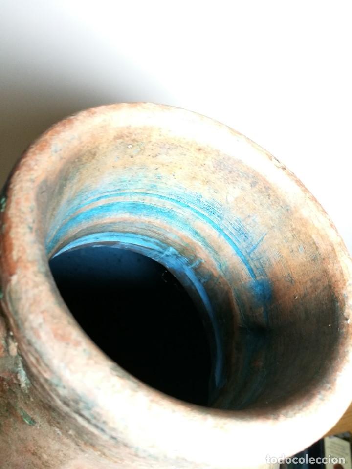 Antigüedades: ANTIGUO CANTARO HALLADO ZONA TUROLENSE..SIGLO XX - Foto 21 - 171449598