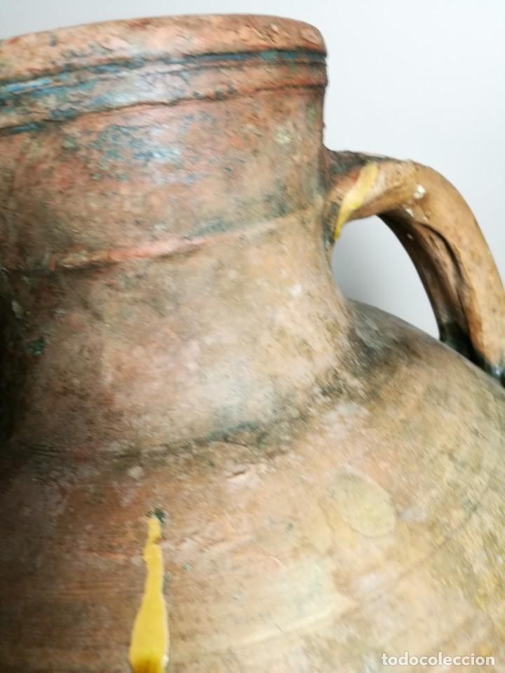 Antigüedades: ANTIGUO CANTARO HALLADO ZONA TUROLENSE..SIGLO XX - Foto 23 - 171449598