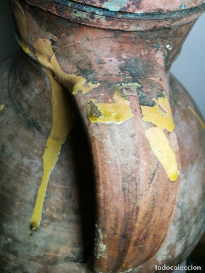 Antigüedades: ANTIGUO CANTARO HALLADO ZONA TUROLENSE..SIGLO XX - Foto 28 - 171449598
