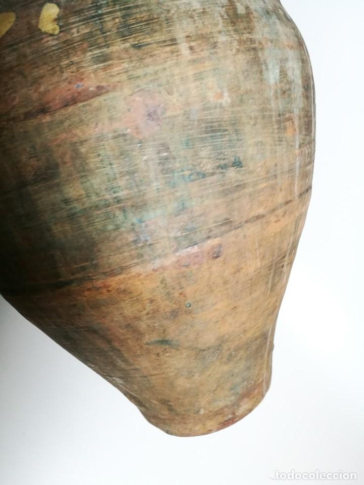 Antigüedades: ANTIGUO CANTARO HALLADO ZONA TUROLENSE..SIGLO XX - Foto 30 - 171449598