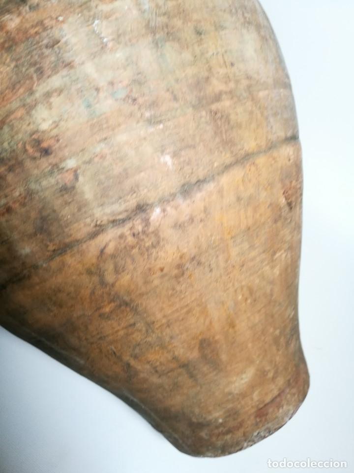 Antigüedades: ANTIGUO CANTARO HALLADO ZONA TUROLENSE..SIGLO XX - Foto 34 - 171449598