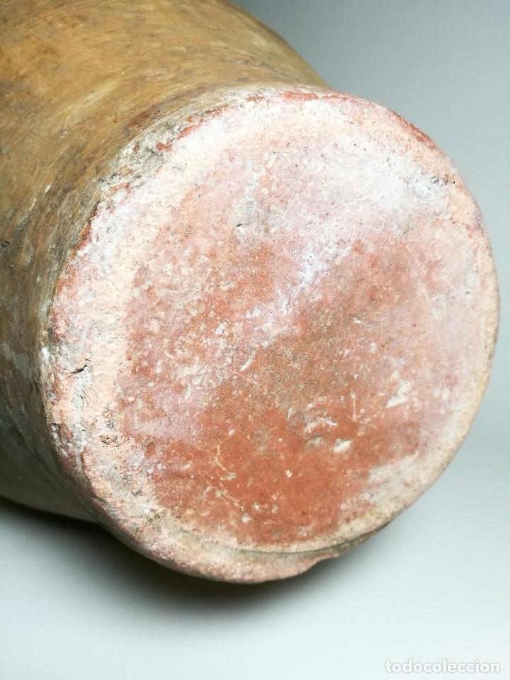 Antigüedades: ANTIGUO CANTARO HALLADO ZONA TUROLENSE..SIGLO XX - Foto 37 - 171449598