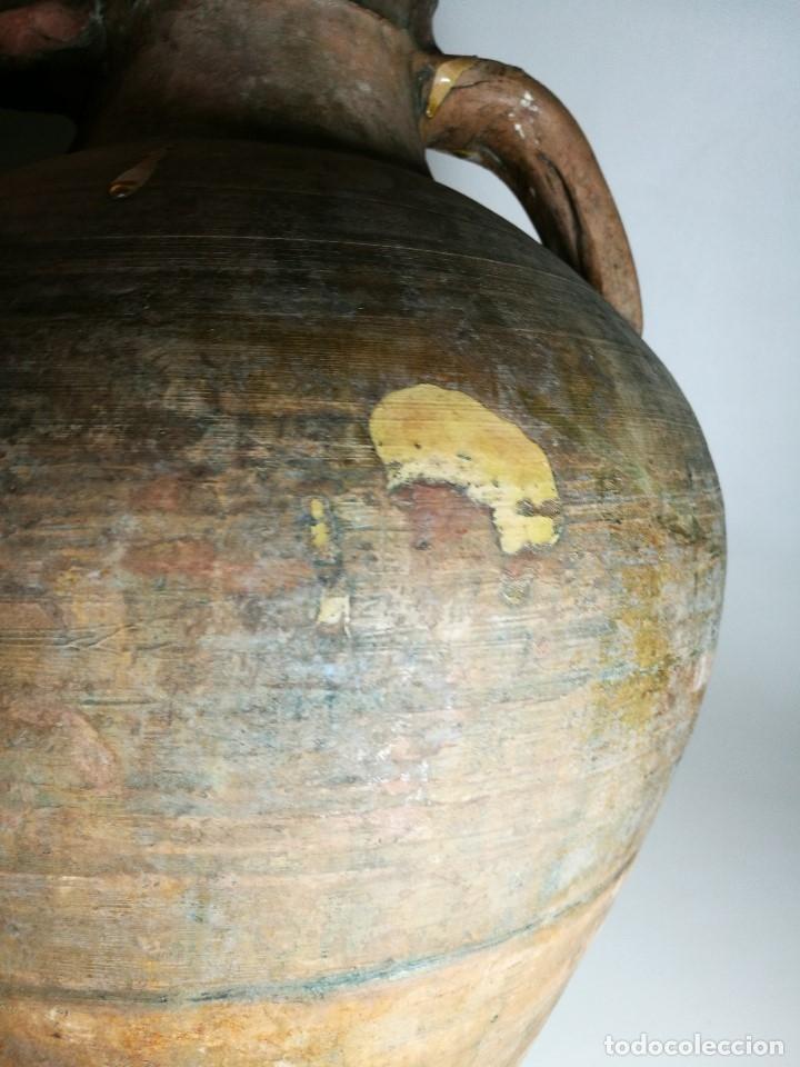 Antigüedades: ANTIGUO CANTARO HALLADO ZONA TUROLENSE..SIGLO XX - Foto 43 - 171449598