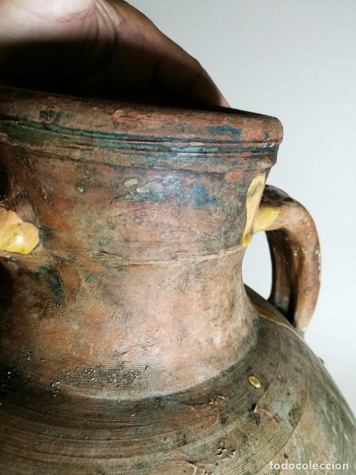 Antigüedades: ANTIGUO CANTARO HALLADO ZONA TUROLENSE..SIGLO XX - Foto 49 - 171449598