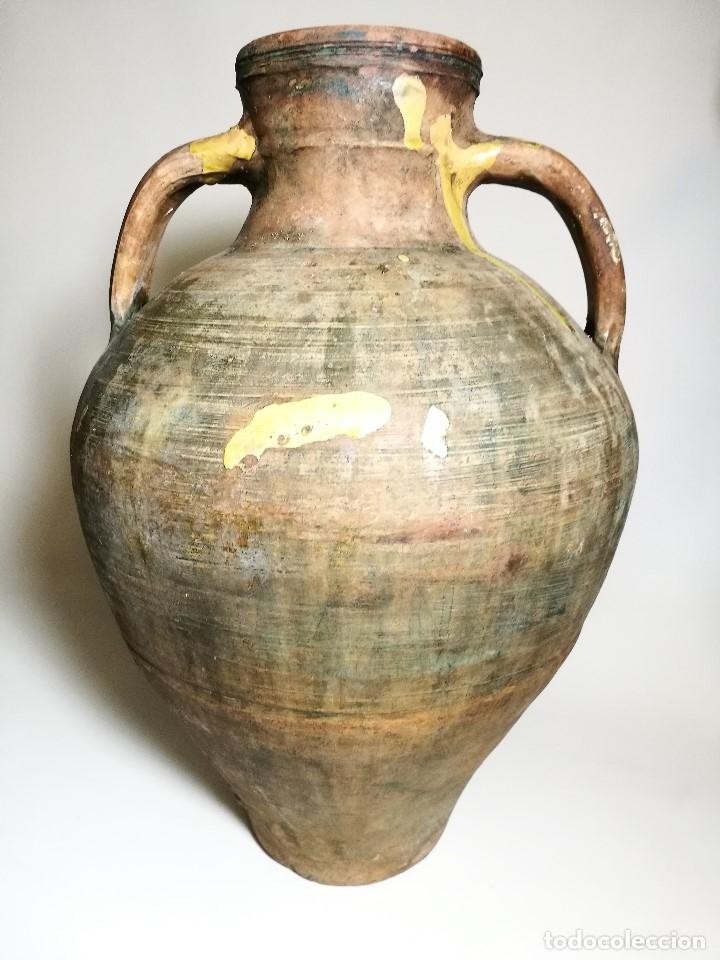 Antigüedades: ANTIGUO CANTARO HALLADO ZONA TUROLENSE..SIGLO XX - Foto 54 - 171449598