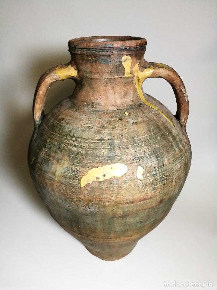 Antigüedades: ANTIGUO CANTARO HALLADO ZONA TUROLENSE..SIGLO XX - Foto 58 - 171449598