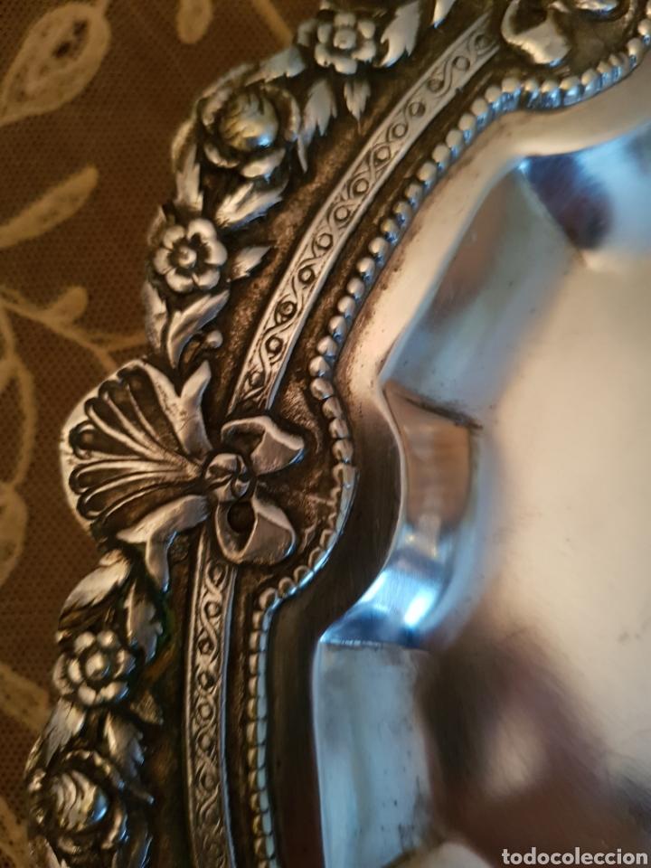 Antigüedades: Pareja de salvillas - Foto 4 - 178154924