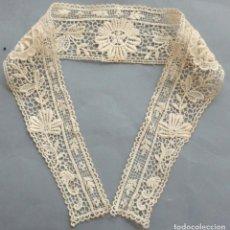 Antigüedades: ANTIGUA CAPELINA DE ENCAJE S.XIX. Lote 171453770