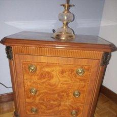 Antigüedades: DORMITORIO COMPLETO. Lote 171453832