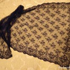 Antigüedades: MANTILLA CHANTILLY. Lote 171493055