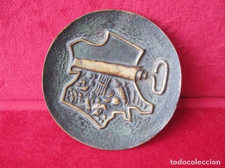 Antigüedades: TARJETERO ART DECO EN BRONCE FIRMADO J.P. LE VERRIER, CEGA PARIS - Foto 7 - 171593399