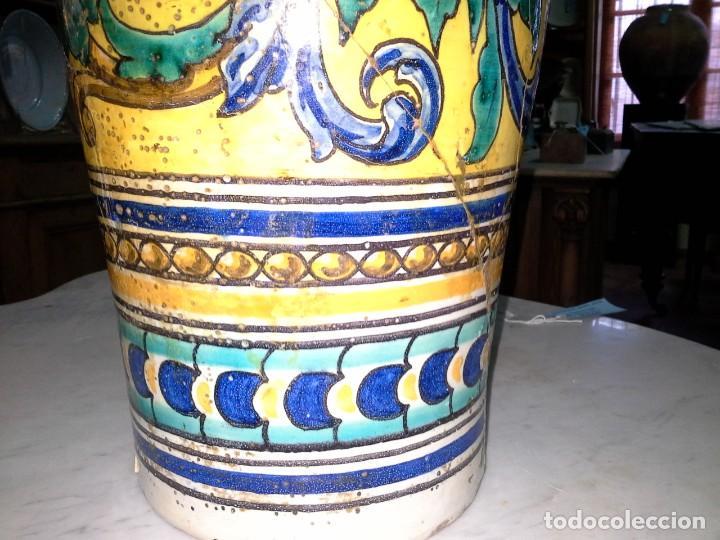 Antigüedades: JARRON CERAMICA - Foto 8 - 171610269