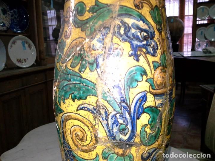 Antigüedades: JARRON CERAMICA - Foto 11 - 171610269
