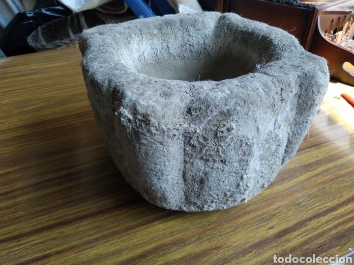 Antigüedades: Antiguo mortero - Foto 20 - 171625927