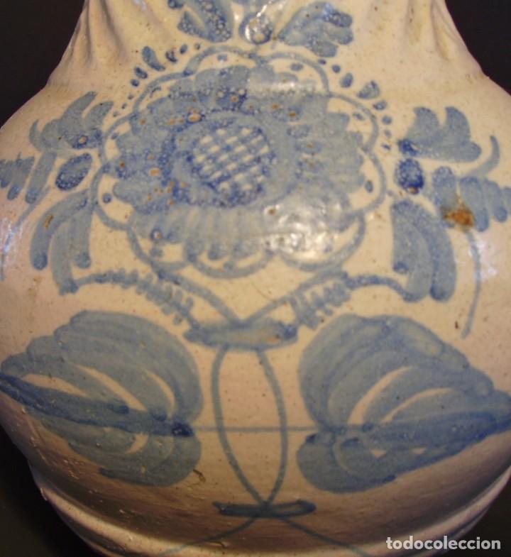 Antigüedades: JARRA CERÁMICA DE TALAVERA - Foto 10 - 171626174