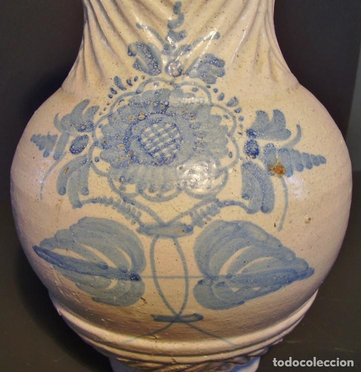 Antigüedades: JARRA CERÁMICA DE TALAVERA - Foto 11 - 171626174