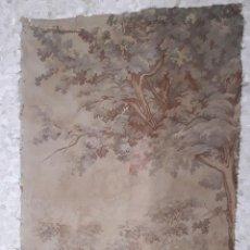 Antigüedades: ANTIGUO TAPIZ (APROX. 1M X 3M). Lote 151046229