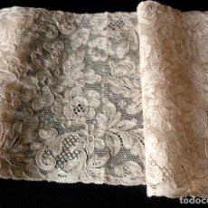 Oggetti Antichi: ANTIGUO ENCAJE ART DECO PRINCIPIO DE S.XX. Lote 198484838