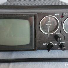Antigüedades: RADIO-TV PORTÁTIL 5P. Lote 171699898