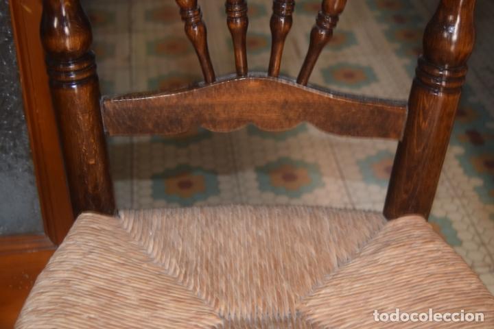 Antigüedades: cuatro sillas populares - Foto 4 - 171702600