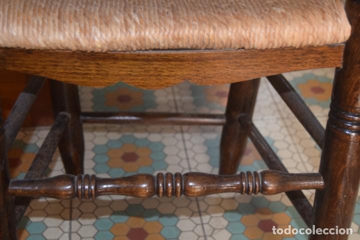 Antigüedades: cuatro sillas populares - Foto 5 - 171702600