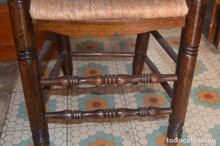 Antigüedades: cuatro sillas populares - Foto 6 - 171702600